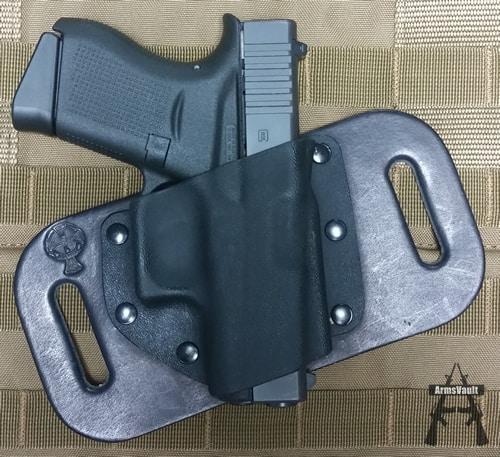 CrossBreed Holsters SnapSlide for Glock 43