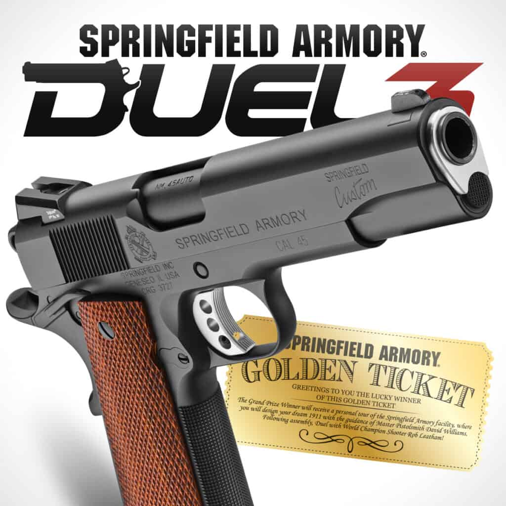Springfield Armory DUEL 3 Grand Prize