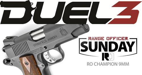 Springfield 1911 Range Officer Champion 9mm