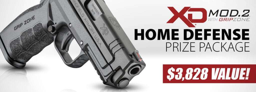 Springfield XD Mod 2 4 Service Model 9mm Handgun