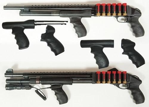 Tacstar Tactical Shotgun Grips