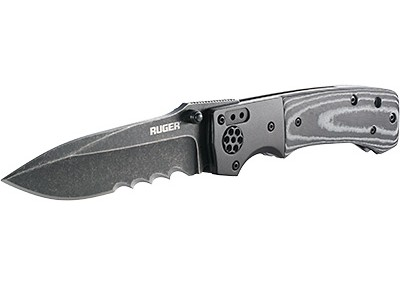 Ruger Knife by CRKT
