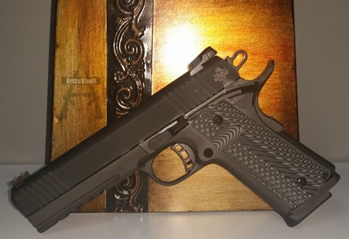Rock Island Armory 1911 with 9mm Conversion