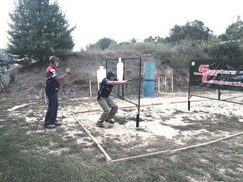 Dave Sevigny at 2015 USPSA Tennessee Section Championship