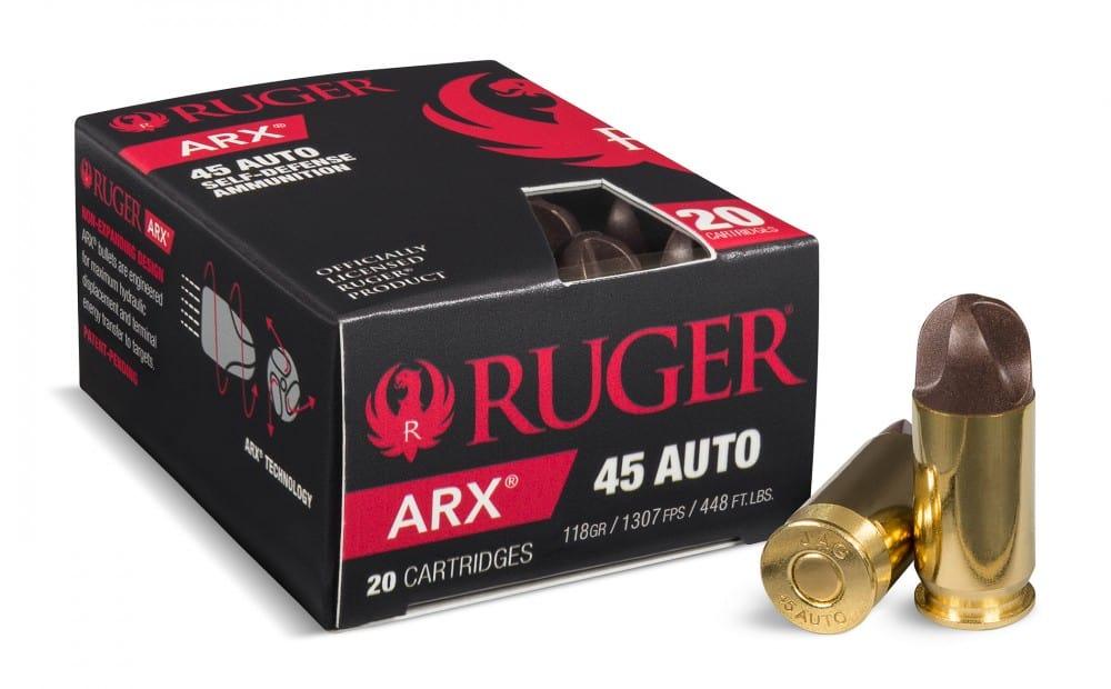 Ruger ARX 45 Auto