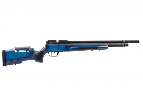 Benjamin Marauder with Boyds Sky Blue Laminate Pro Varmint Stock with Adjustable Comb