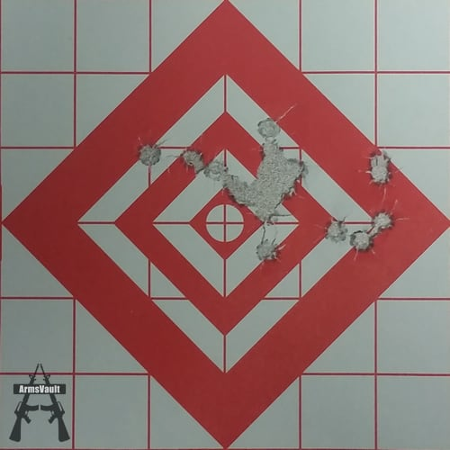 Rock Island Armory TCM TAC Ultra FS with Sig 9mm FMJ - 20 rounds