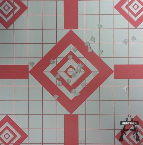 Glock 43 and PolyCase Inceptor ARX 9mm Ammunition