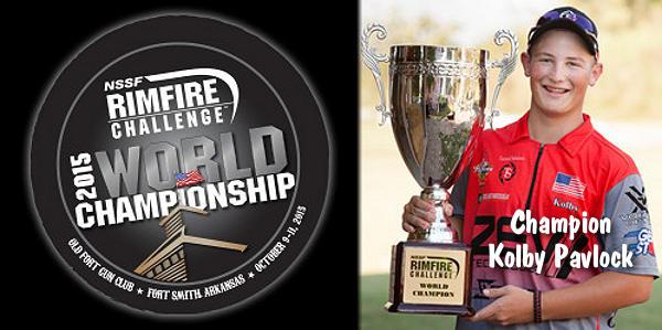 Breakthrough Clean Technologies Kolby Pavlok World Championship Win