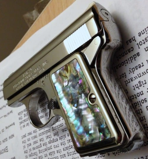 Precision Small Arms PSA-25 Baby Browning Pistol - GR4004-2 Beauxarts