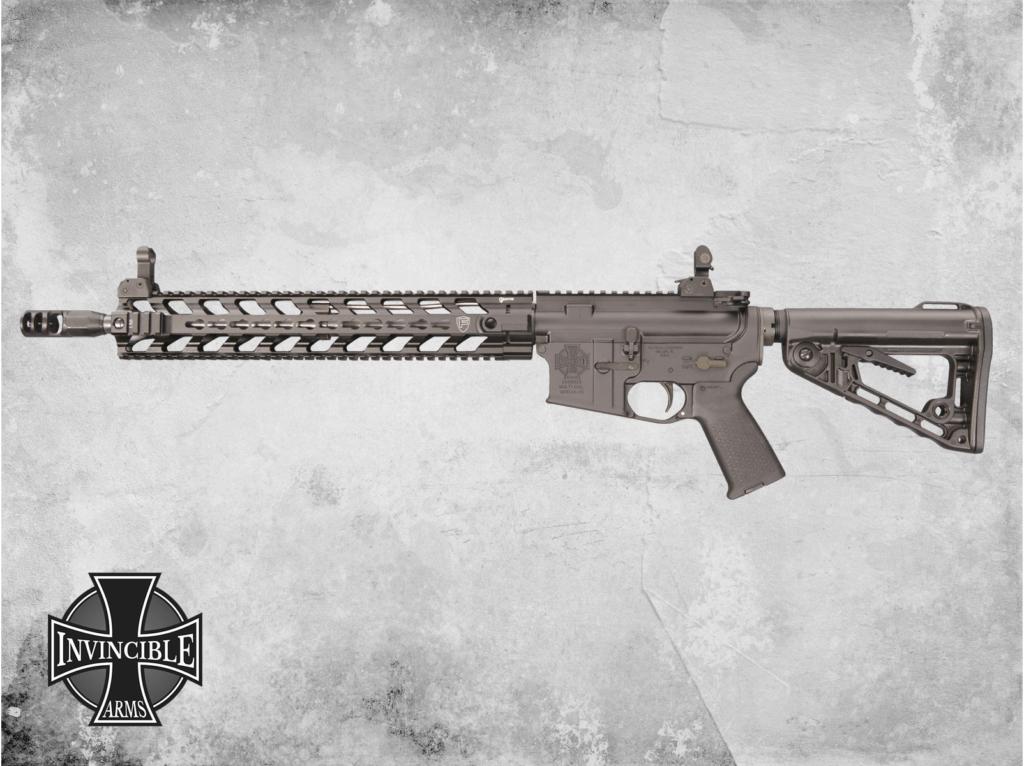 Invincible Arms 556 Tactical Carbine