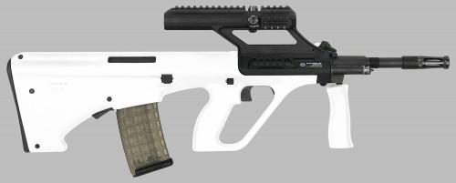 Steyr Arms White AUG A3 M1 Rifles