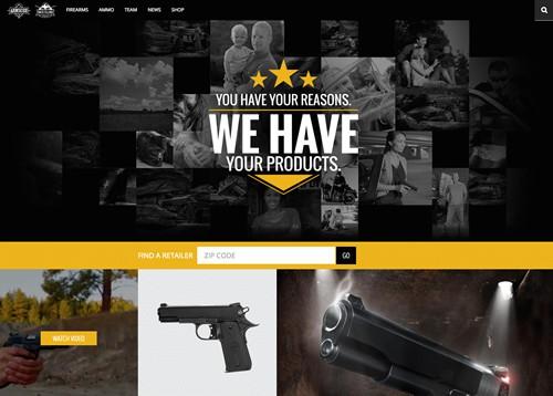 Armscor-Rock Island Armory Website