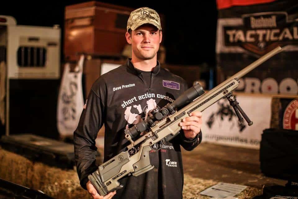 Surgeon Rifles Shooting Team - David Preston