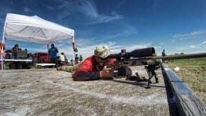 Surgeon Rifles Shooting Team - Jim See