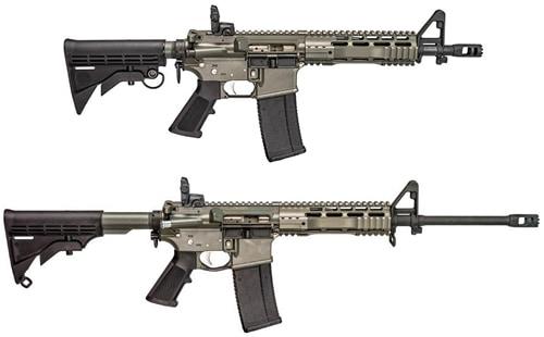 Battle Rifle Company BR4 Trident Rifles