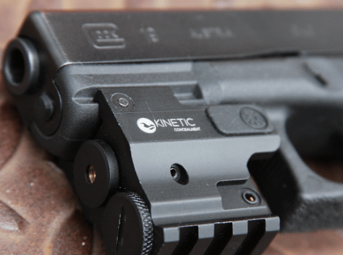 Kinetic Concealment MG-01 Mini-Green Dot Sight System