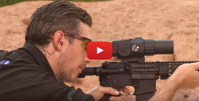 ATN Smart HD Rifle Scope X-Sight and BinoX on Guns and Gear