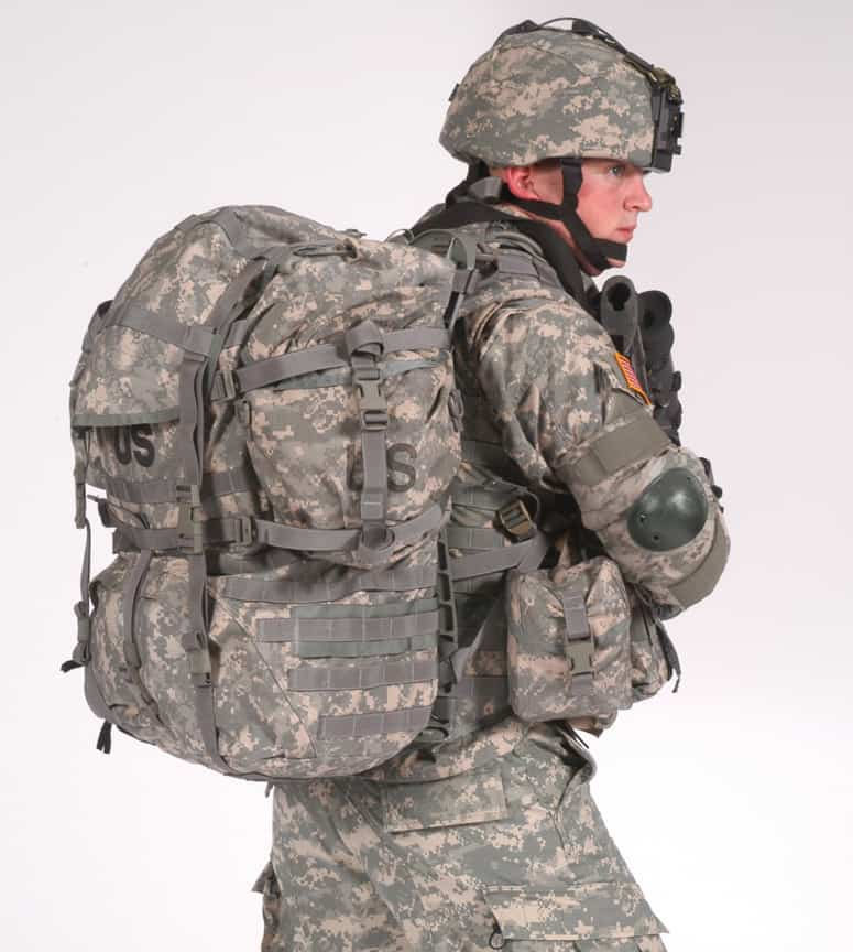 Modular Lightweight Load-carrying Equipment - MOLLE