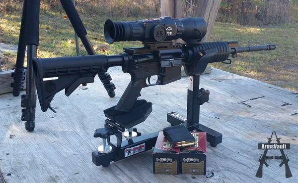 Windham Weaponry SRC First Range Trip
