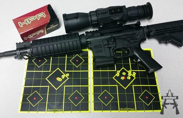 Windham Weaponry SRC - HPR 223 55gr VMAX