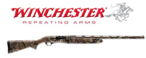 Winchester SX3 Universal Hunter Shotgun in Mossy Oak Break-Up Country