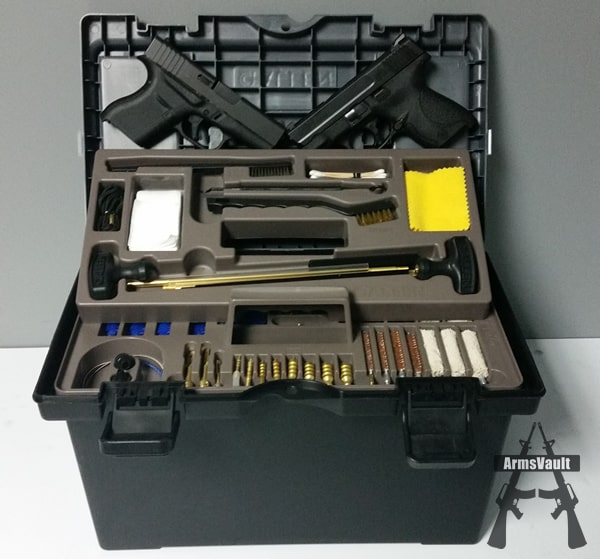 Brownells Extreme Duty Gun Cleaning Kit