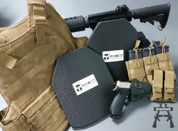 AR500 Armor ASC Body Armor