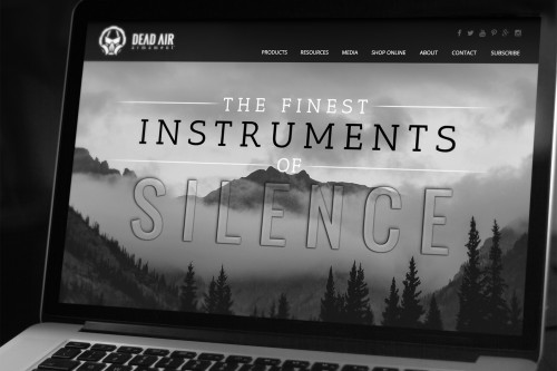 Dead Air Armament Website