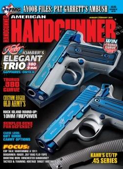 Jan-Feb American Handgunner