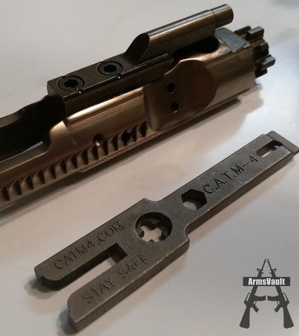CAT M-4 AR-15 Cleaning Tool