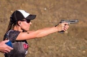 Taurus Team Captain Jessie Duff at Steel Challenge World Championships