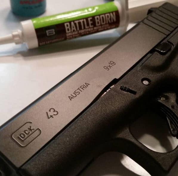 Glock 43 Looking Good