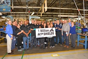 Smith Wesson Millionth Shield