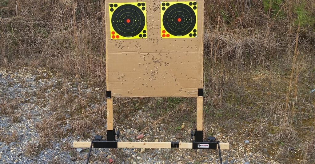 P3 Ultimate Target Stand with Shoot-N-C Targets