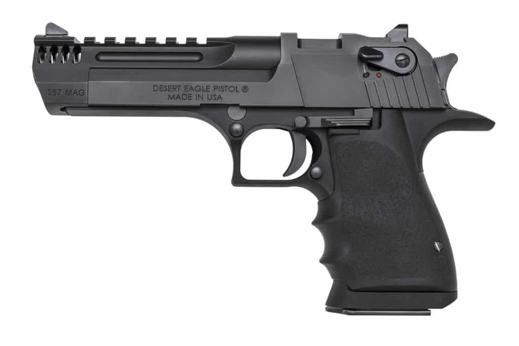 Magnum Research Desert Eagle Mark XIX L5 - DE357L5IMB