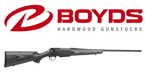 Winchester XPR with Boyds Gunstock