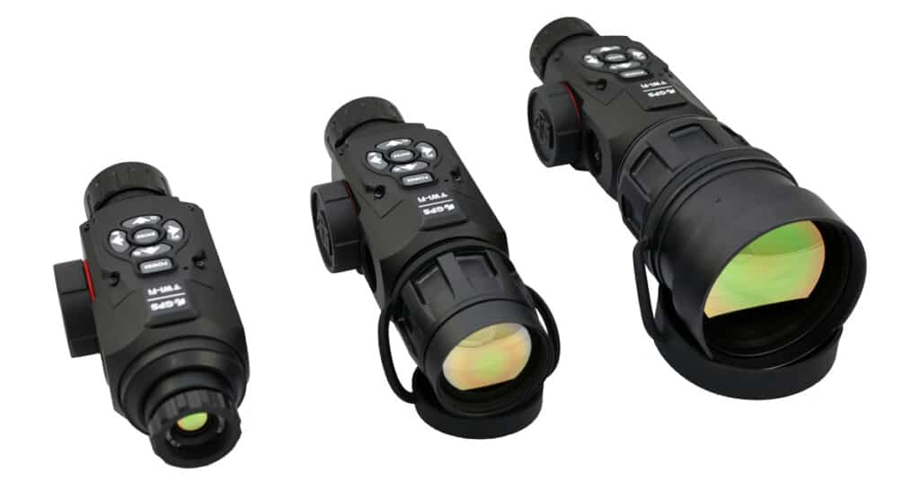ATN OTS-X Series of Thermal Imaging Monoculars