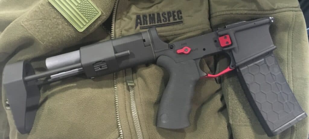 Armaspec XPDW 5 Position Collapsible Stock