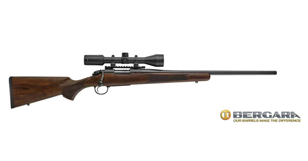 Bergara B-14 Woodsman Performance Series Rifle