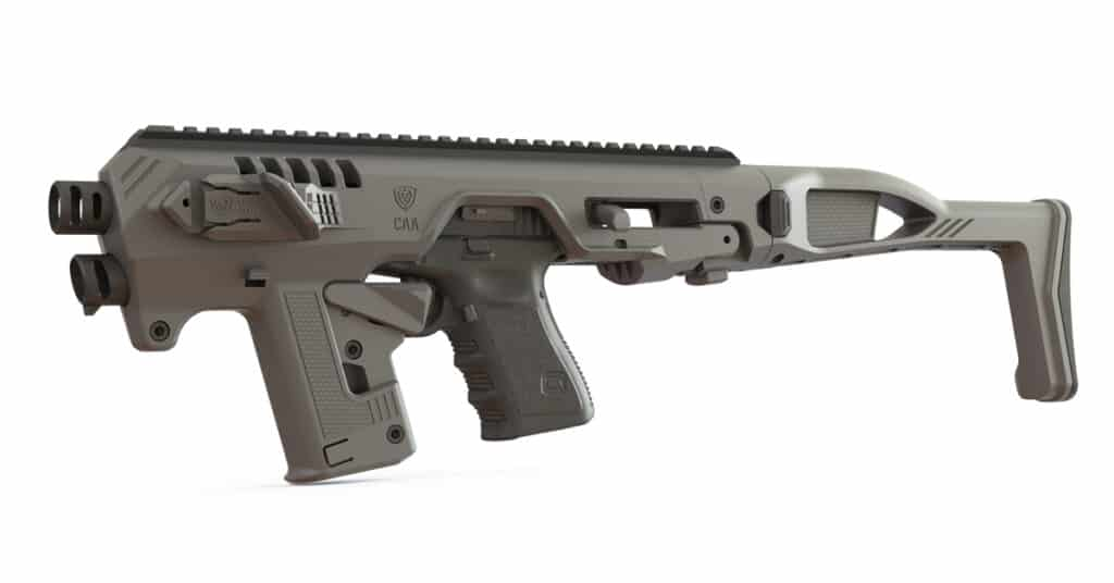 CAA Micro RONI Conversion Kit for GLOCK 19 an Glock 17 Pistols
