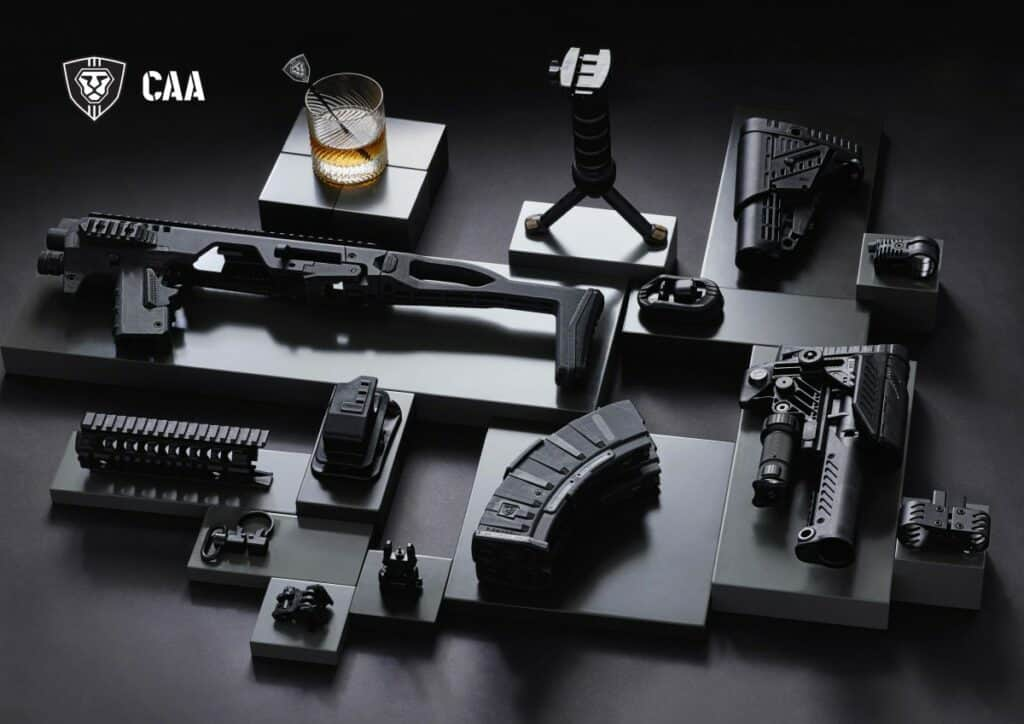 CAA Product Montage