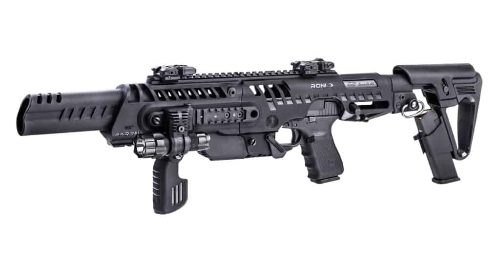 CAA RONI Civilian Pistol Carbine Conversion