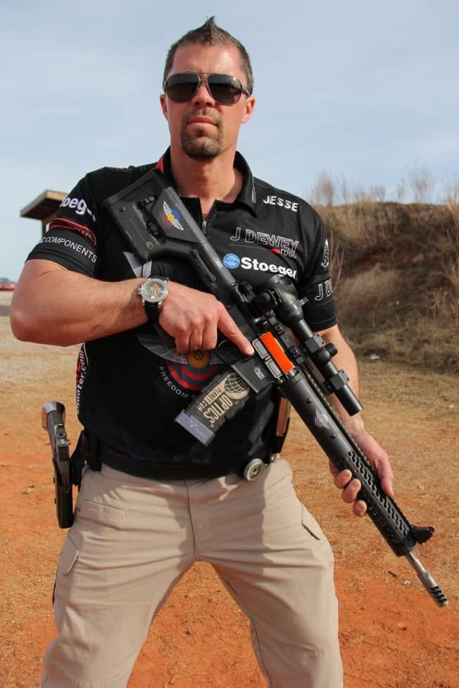 Chamber-View Sponsored Shooter Jesse Tischauser