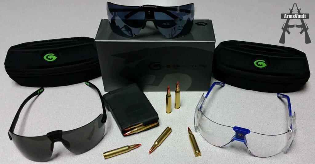 Gargoyles Eye Protection for Shooting