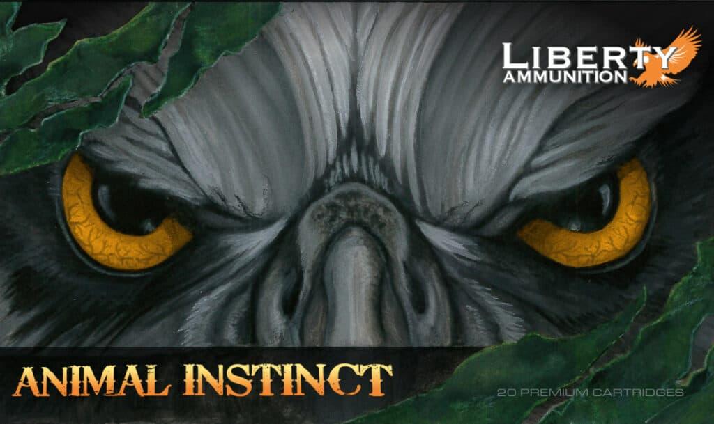 Liberty Ammunition Animal Instinct