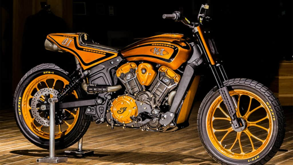 Midwest Industries Project Scout Theme Bike