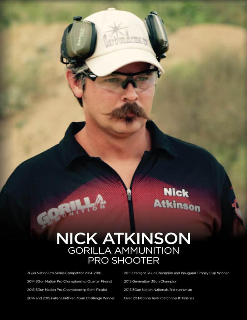 Nick Atkinson