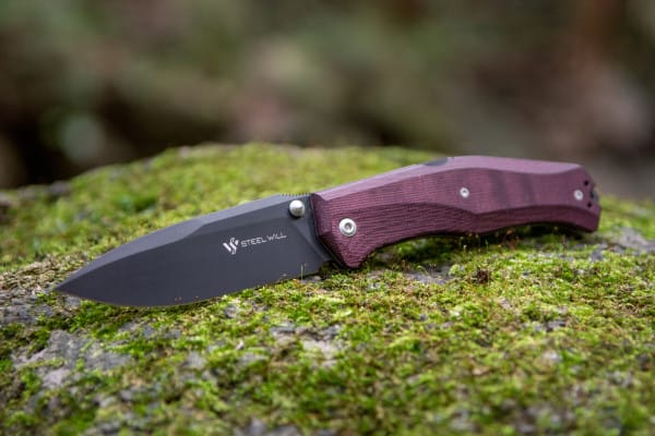 Steel Will Knives Gekko 1505
