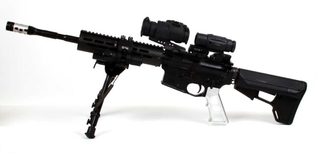 Tyrant Designs AR-15 Pistol Grip